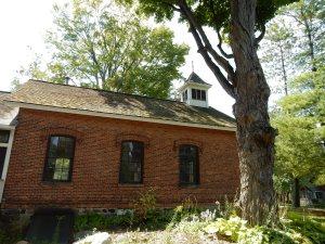 Frains Lake School, built 1872.